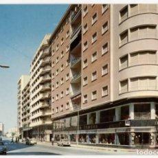 Postales: EM0863 MURCIA AVENIDA JOSE ANTONIO 1968 ESCUDO DE ORO Nº108 SEAT 600 GORDINI FIAT 128 ANTONIO ZAMORA. Lote 262666245
