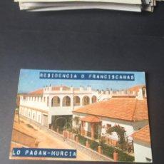 Postales: POSTAL DE LO PAGÁN CASA DE EJERCICIOS - BONITAS VISTAS- LA DE LA FOTO VER TODAS MIS POSTALES. Lote 262686350