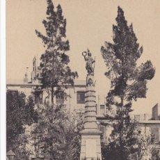 Postais: MURCIA MONUMENTO A LAS BELLAS ARTES. ED. ANDRÉS FABERT VALENCIA Nº 3. SIN CIRCULAR. Lote 263072515