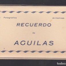 Postais: RECUERDO DE AGUILAS (MURCIA).- 10 POSTALES ED. AZNAR. Lote 264815684