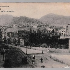 Postales: T - MURCIA - CARTAGENA - SUBIDA DE SAN DIEGO - HAUSER Y MENET. Lote 268075774