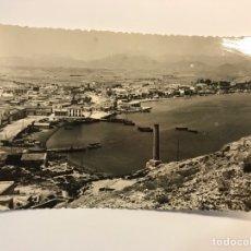 Postales: PUERTO DE MAZARRÓN (MURCIA) POSTAL FOTOGRAFÍCA VISTA GENERAL. FOTO RODRÍGUEZ (A.1959). Lote 269082793