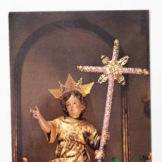 Postales: POSTAL SIN USAR NIÑO DE MULA - MULA - MURCIA - COLECCION PERLA Nº 5994 - 1981. Lote 269215033