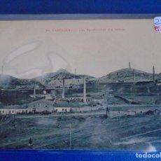 Postales: (PS-65705)POSTAL DE CARTAGENA-LAS FUNDICIONES(LA UNION).EDITOR ANDRES FABERT. Lote 269269288