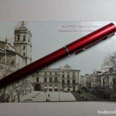 Postales: POSTAL FOTOGRAFICA .LORCA .MURCIA PLAZA CONSTITUCION. PAPELERÍA DE JESÚS PAREDES. FABERT.. Lote 272983368