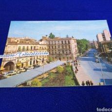 Postales: PLAZA CAMACHOS Y ALAMEDA DE COLON MURCIA. Lote 275101353