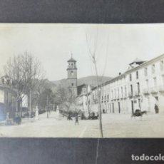 Postales: CARAVACA DE LA CRUZ MURCIA POSTAL FOTORAFICA HACIA 1910. Lote 275319248