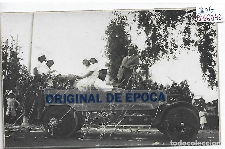 (PS-66042)POSTAL FOTOGRAFICA DE CARTAGENA-CARNAVAL.FOTO J.CASAU (Postales - España - Murcia Antigua (hasta 1.939))