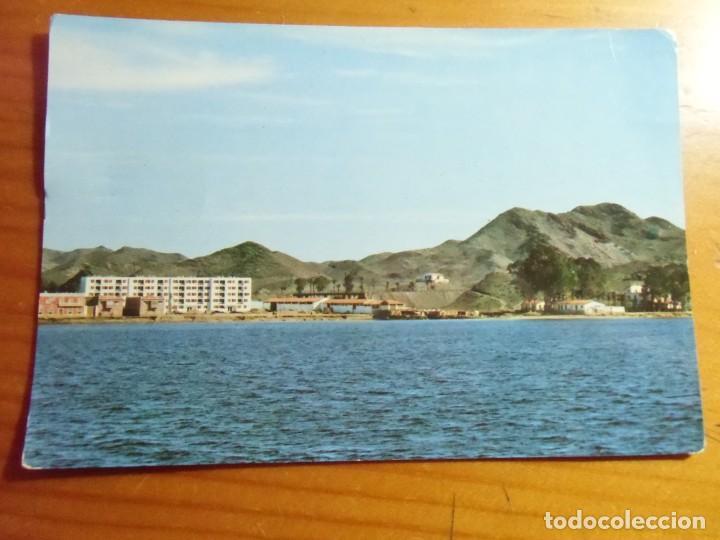 AGUILAS(MURCIA) POSTAL ESCRITA 1964.EDIC. GALIANA, Nº 12. (Postales - España - Murcia Moderna (desde 1.940))