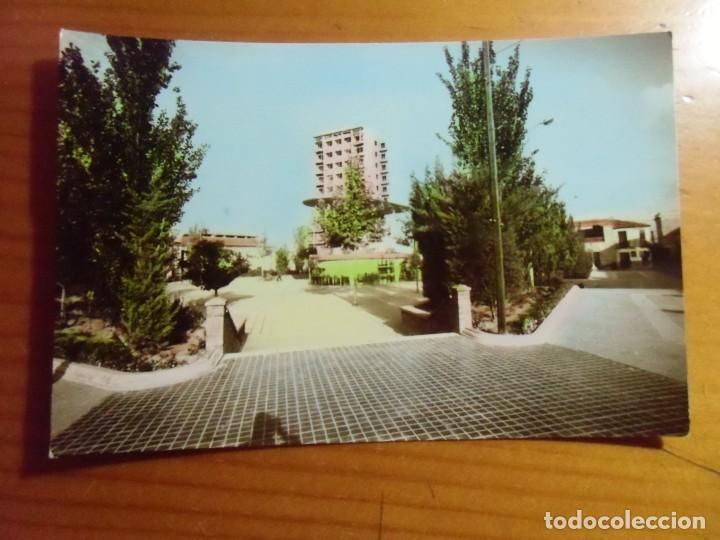CIEZA(MURCIA) POSTAL ESCRITA AÑOS 50.EDIC. SANTA FE, S/N. (Postales - España - Murcia Moderna (desde 1.940))