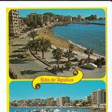 Postales: AGUILAS (MURCIA).- PLAYA DE LEVANTE. Lote 278458373
