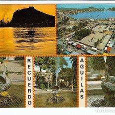 Postales: AGUILAS (MURCIA).-. Lote 278458438