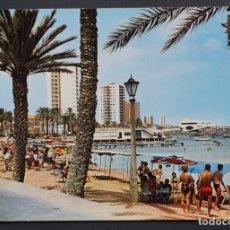 Postales: SANTIAGO DE LA RIBERA (MURCIA), PLAYA, POSTAL NUEVA SIN CIRCULAR. Lote 278494958