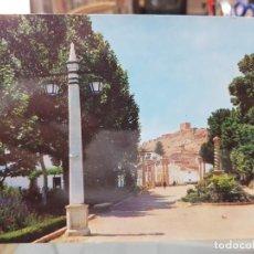 Postales: ANTIGUA POSTAL LA ALAMEDA LORCA MURCIA MARTINEZ VEAS 1316. Lote 278699648
