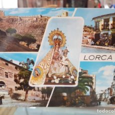 Postales: ANTIGUA POSTAL LORCA MURCIA ARRIBAS 2017. Lote 278699823