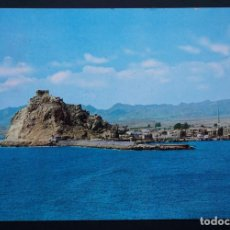 Postales: AGUILAS, MURCIA, VISTA PANORÁMICA, POSTAL CIRCULADA CON SELLO Y MATASELLOS MUY BONITO DEL AÑO 1967. Lote 278762123