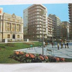 Postales: POSTAL MURCIA JARDIN SANTA ISABEL, RESIDENCIA FONTORIA. Lote 278868938