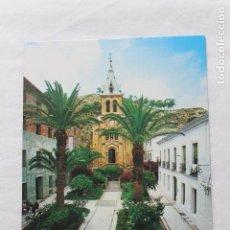 Postales: POSTAL ARCHENA CAPILLA Y PLAZA. Lote 278869308