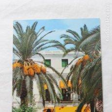 Postales: POSTAL ARCHENA BALNEARIO, FACHADA HOTEL TERMAS 1973. Lote 278869403