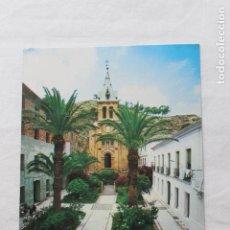Postales: POSTAL ARCHENA BALNEARIO, CAPILLA Y PLAZA Nº 2. Lote 278869448
