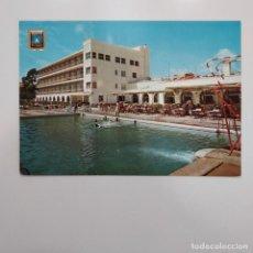 Postales: POSTAL LA RIBERA (MAR MENOR) HOTEL LOS ARCOS (MURCIA) SIN ESCRIBIR Nº 36 SUBIRATS. RARA, NUEVA. Lote 279415608