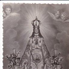 Cartoline: LA VIRGEN, POSTAL FOTOGRAFICA DE FOTO E. RIPOLL YECLA MURCIA. SIN CIRCULAR. Lote 285753783