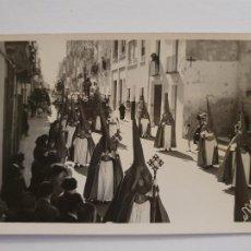 Cartes Postales: YECLA - PROCESIÓN 1960 - FOTO JOSÉ ANTONIO - P51403. Lote 286187998