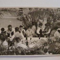 Cartes Postales: YECLA - CARRO ADORNADO EN LAS FIESTAS DE SAN ISIDRO 1962 - FOTO ARABÍ - P51412. Lote 286191453