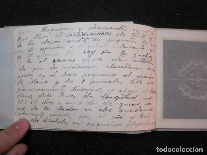 Postales: SANTUARIO DE LA SANTISIMA CRUZ DE CARAVACA-BLOC DE POSTALES ANTIGUAS-VER FOTOS-(83.653) - Foto 5 - 286531658