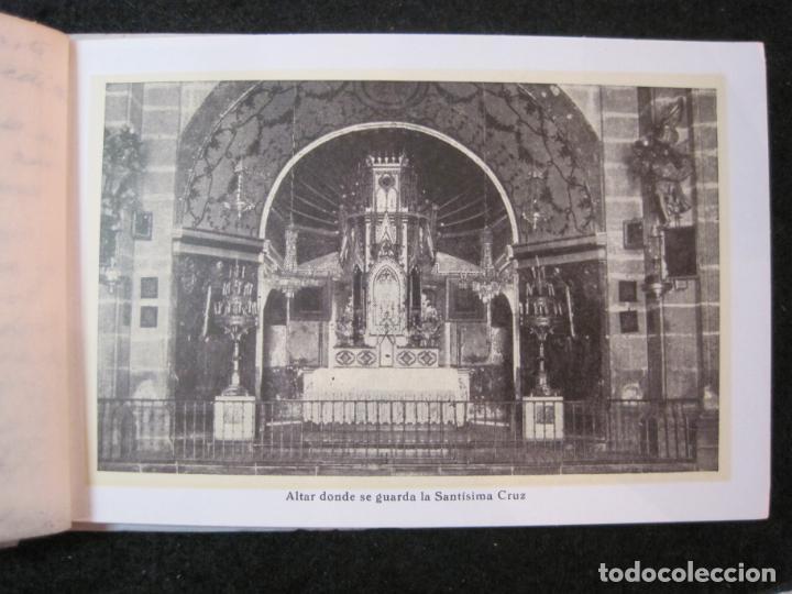 Postales: SANTUARIO DE LA SANTISIMA CRUZ DE CARAVACA-BLOC DE POSTALES ANTIGUAS-VER FOTOS-(83.653) - Foto 7 - 286531658