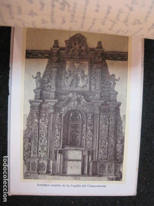 Postales: SANTUARIO DE LA SANTISIMA CRUZ DE CARAVACA-BLOC DE POSTALES ANTIGUAS-VER FOTOS-(83.653) - Foto 9 - 286531658