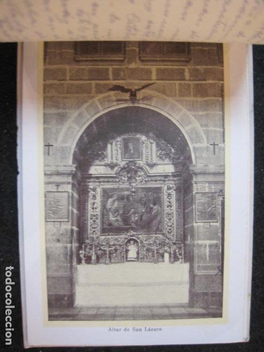 Postales: SANTUARIO DE LA SANTISIMA CRUZ DE CARAVACA-BLOC DE POSTALES ANTIGUAS-VER FOTOS-(83.653) - Foto 10 - 286531658
