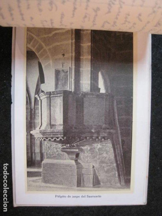 Postales: SANTUARIO DE LA SANTISIMA CRUZ DE CARAVACA-BLOC DE POSTALES ANTIGUAS-VER FOTOS-(83.653) - Foto 11 - 286531658