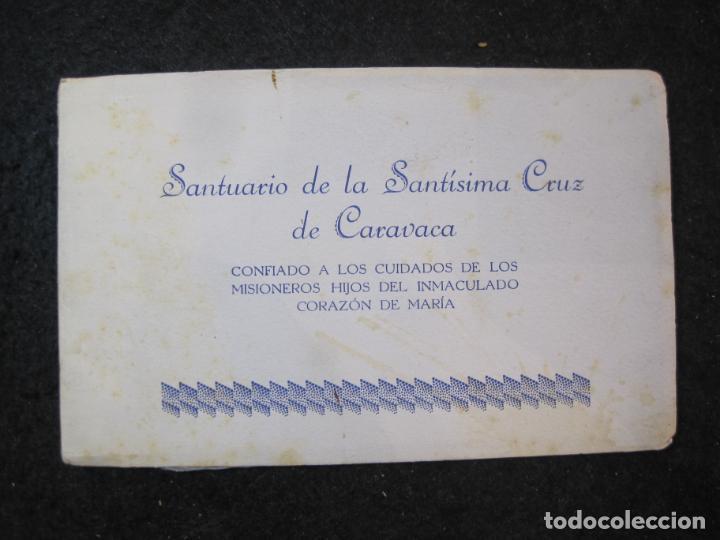 SANTUARIO DE LA SANTISIMA CRUZ DE CARAVACA-BLOC DE POSTALES ANTIGUAS-VER FOTOS-(83.653) (Postales - España - Murcia Antigua (hasta 1.939))