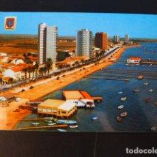 Postales: SANTIAGO DE LA RIBERA MURCIA. Lote 287319513