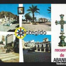 Postales: POSTAL. RECUERDO DE ABANILLA, MURCIA.. Lote 288131133