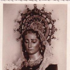 Postales: FOTOGRAFÍA NUESTRA SEÑORA DEL AMOR HERMOSO. CARTAGENA 1946. Lote 288908928