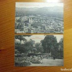 Postales: MURCIA.POSTALES EDIC.THOMAS.CIRCULADA 1918.. Lote 289348013