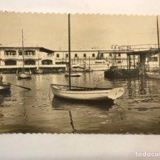Postales: CARTAGENA, POSTAL NO.31, REAL CLUB DE REGATAS. EDIC. PAPELERÍA ESPAÑOLA (A.1958). Lote 289771023