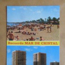Cartoline: POSTAL - CARTAGENA, MURCIA - MAR DE CRISTAL, MAR MENOR. Lote 290686668