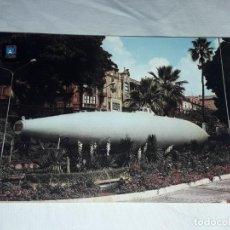 Cartoline: ANTIGUA POSTAL CARTAGENA SUBMARINO PERAL PASEO DEL MUELLE Nº 131 A. SUBIRATS CASANOVAS. Lote 293228888