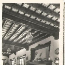 Postales: MURCIA HOTEL VICTORIA CON SELLO PERO SIN ESCRIBIR. Lote 293808778