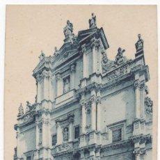 Postales: POSTAL- LORCA- FACHADA DE LA COLEGIATA DE SAN PATRICIO. Lote 294579128