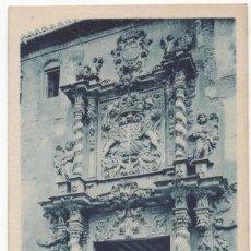 Postales: POSTAL- LORCA- CASA DE MORENO ROCAFULL - CASA DE LAS COLUMNAS. Lote 294579998