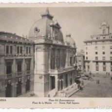 Postales: POSTAL- CARTAGENA- PLAZA DEL AYUNTAMIENTO. Lote 294808323