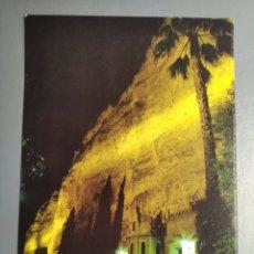 Postales: POSTAL CALASPARRA SANTUARIO VIRGEN ESPERANZA MURCIA. Lote 294936688
