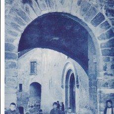 Postales: LLEIDA, S. LLORENÇ DE MORUNYS PORTAL DE SOLSONA. ED. FOTO J. ROVIRA Nº 4. SIN CIRCULAR. Lote 296699133