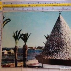 Postales: POSTAL DE MURCIA. AÑO 1962. SANTIAGO DE LA RIBERA MAR MENOR. 2007 DOS HERMANOS. 2396. Lote 296908013