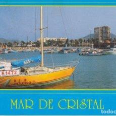 Postales: (6) MURCIA. CARTAGENA. MAR DE CRISTAL. CLUB NAUTICO ... CELO EN ANVERSO. Lote 297103193