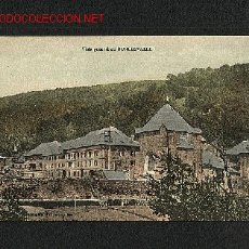 Postales: POSTAL DE RONCESVALLES (NAVARRA): VISTA GENERAL. Lote 952917